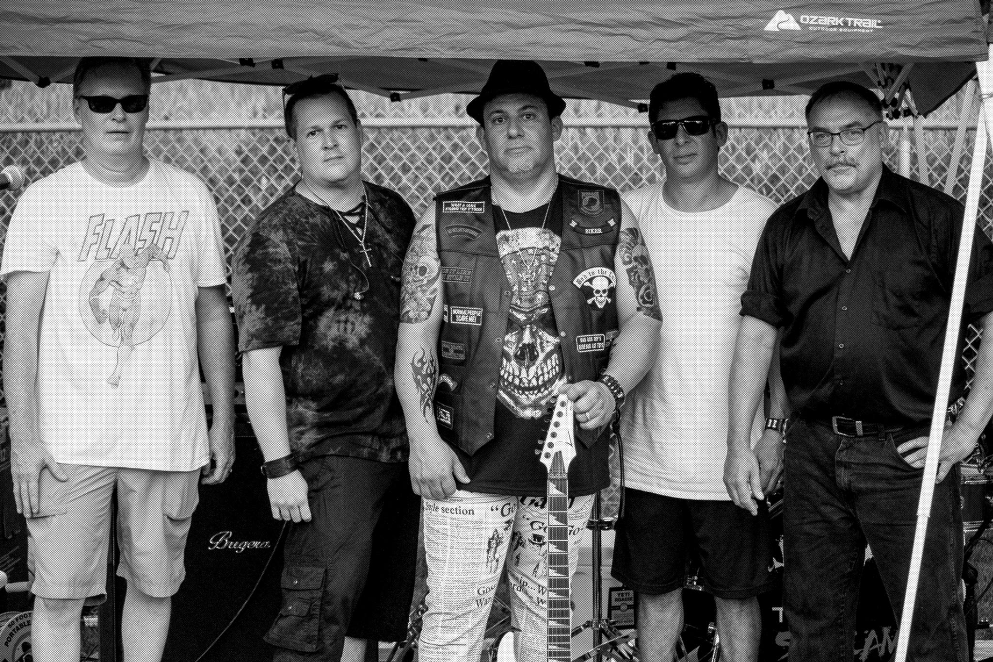 Johnny 9 and the Scream at The Montage Music Hall Nov 24th 8:30PM