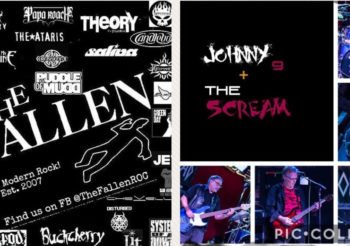The Fallen with special guest Johnny 9 + the Scream